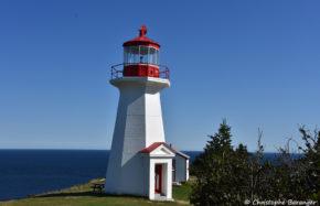 Phare de Cap Gaspé, Gaspésie (Canada)