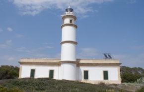 Phare de Cap de Ses Salines (Majorque, Espagne)