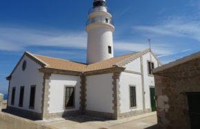 Phare de Capdepera (Majorque, Espagne)