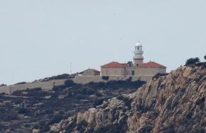 Ile Dragonera - Phare de Cap d'Es Llebeig (Majorque, Espagne)