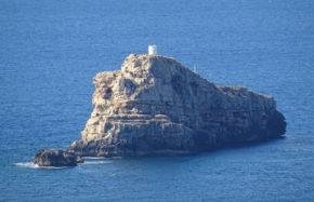 Phare Ile del Toro (Majorque, Espagne)