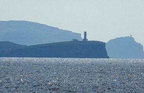 Phare Ile de Na Foradada - Cabrera (Majorque, Espagne)