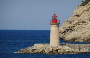 Phare du Port d'Andratx (Majorque, Espagne)