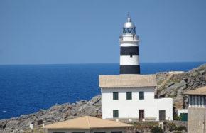 Phare de Port Soller (Majorque, Espagne)