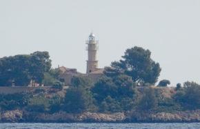 Phare Punta de l'Avançada (Majorque, Espagne)
