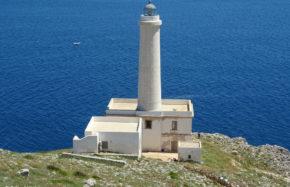 Phare de la Palascia, Capo d'Otranto (Italie)