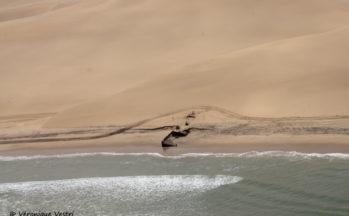 Côte des squelettes - Epave - Shawney 1985 (Namibie)