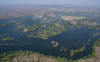 Chutes Victoria et Zambèze (Zimbawe)