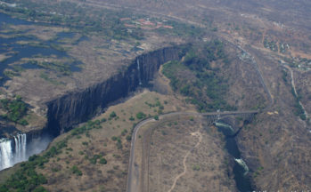 Chutes Victoria (Zimbawe - Zambie)